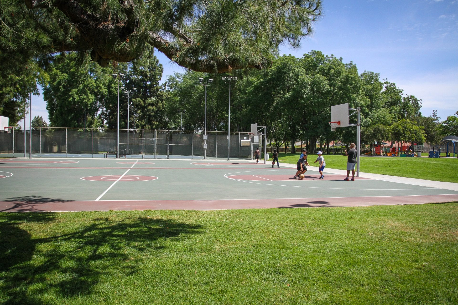Rowland Heights Park Parks Amp Recreation