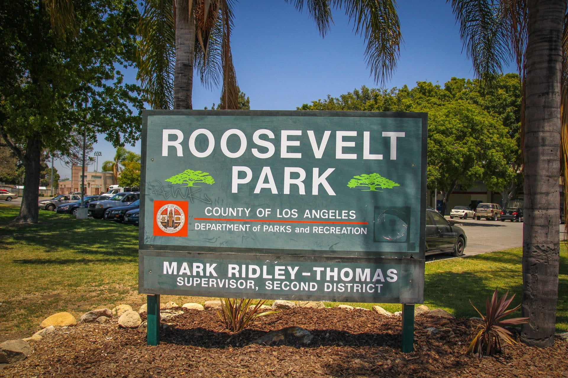 Franklin D Roosevelt Park Parks Recreation