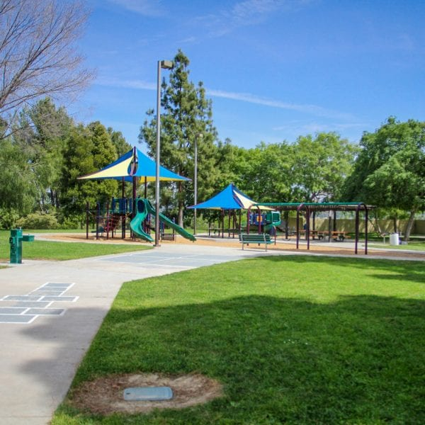 Playground at a distance