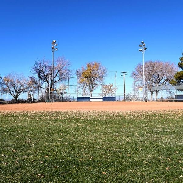 Jackie Robinson Park baseball field