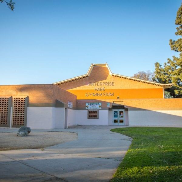 Enterprise Park Gymnasium building
