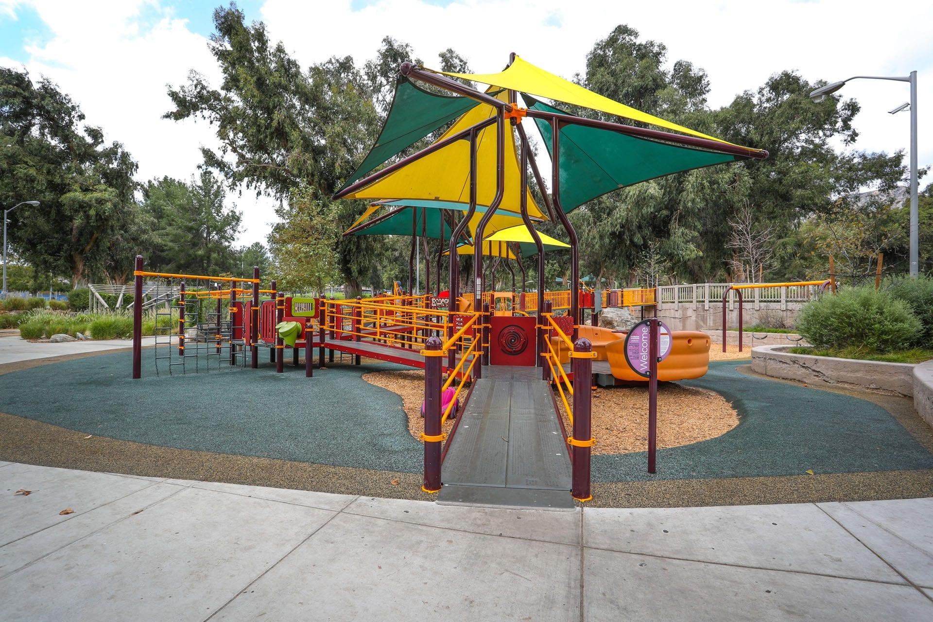 El Cariso Community Regional Park Parks Amp Recreation