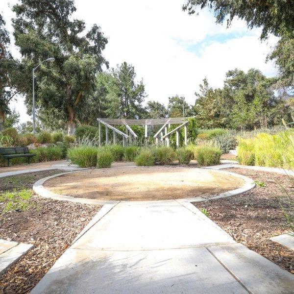 Garden center area