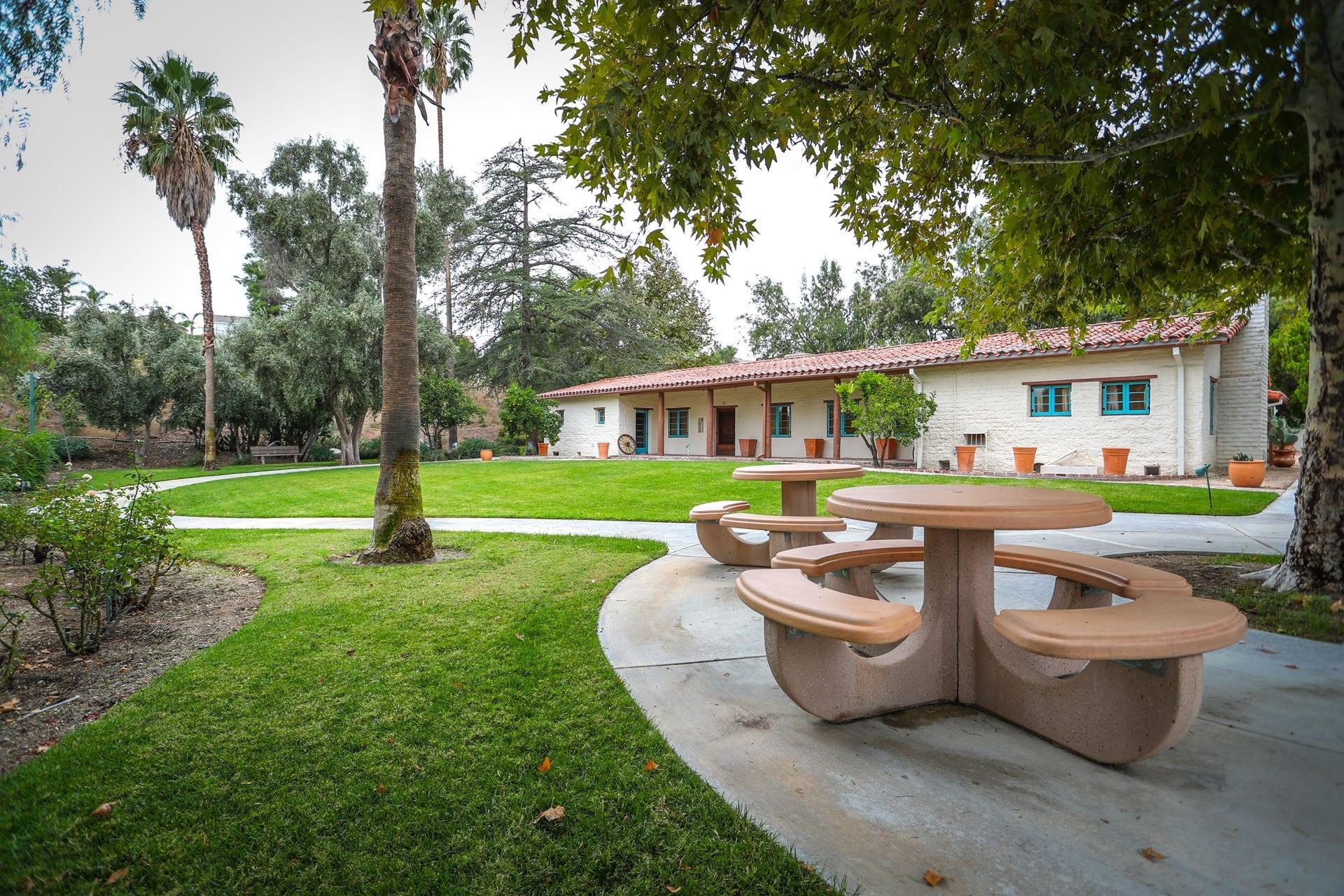Tesoro Adobe Historic Park Parks Recreation