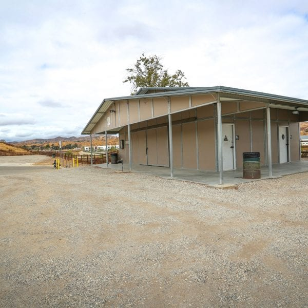 Restroom facility