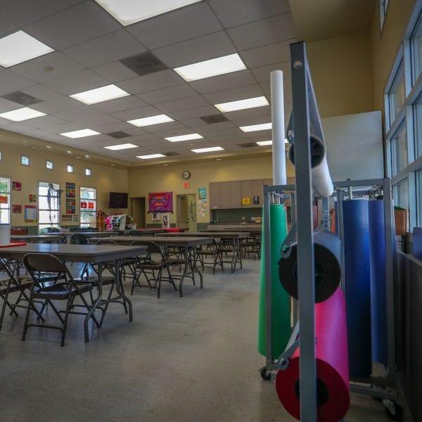 Valleydale Park classroom