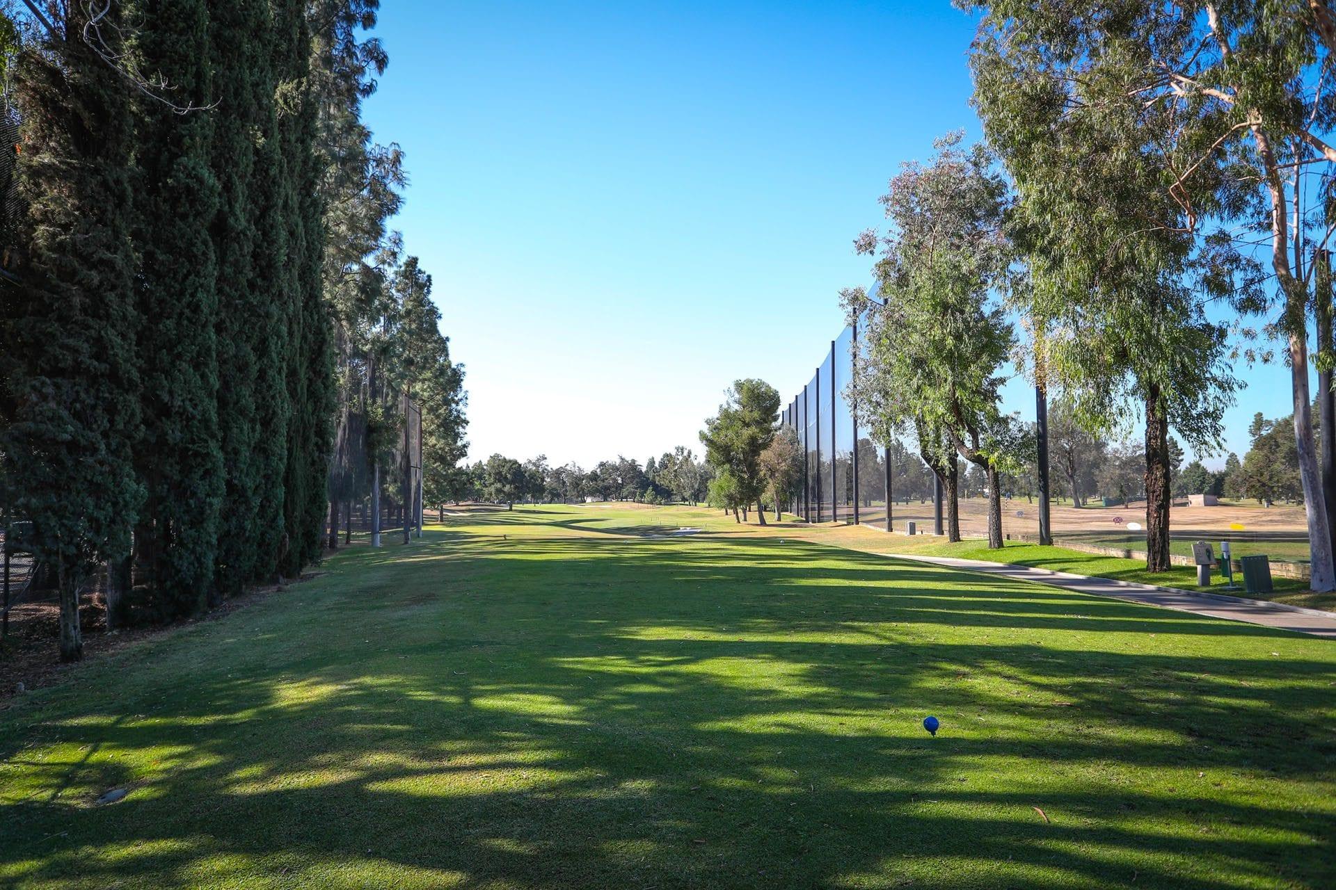 Santa Anita Golf Course Parks Amp Recreation