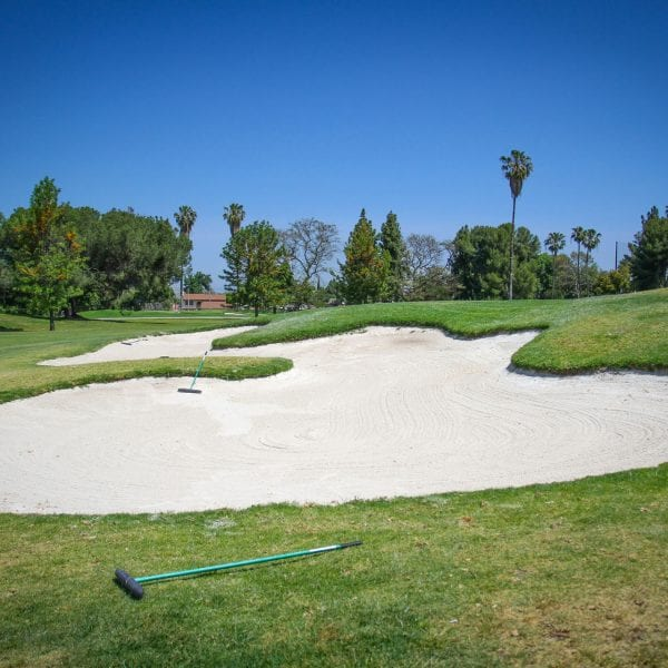 Large sand trap