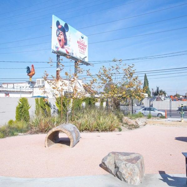 Washington Avenue Park play area