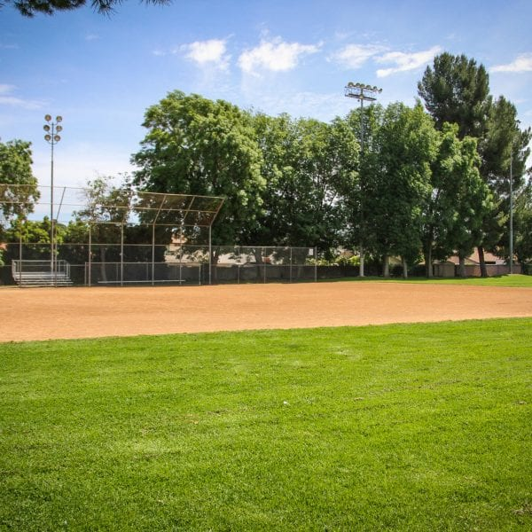 A Picture of Rowland Heights Baseball Field