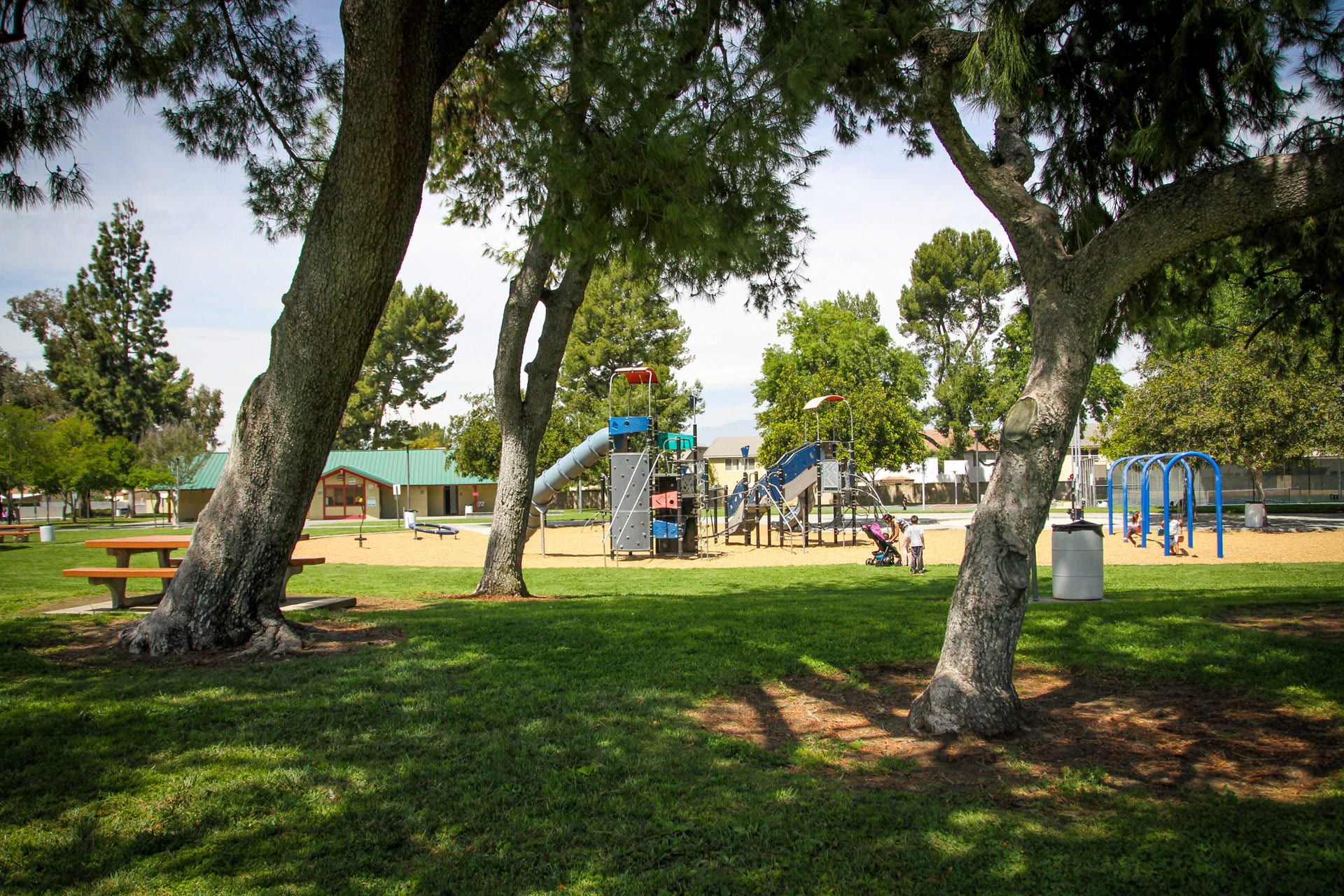 A Picture of Rowland Heights Play Ground