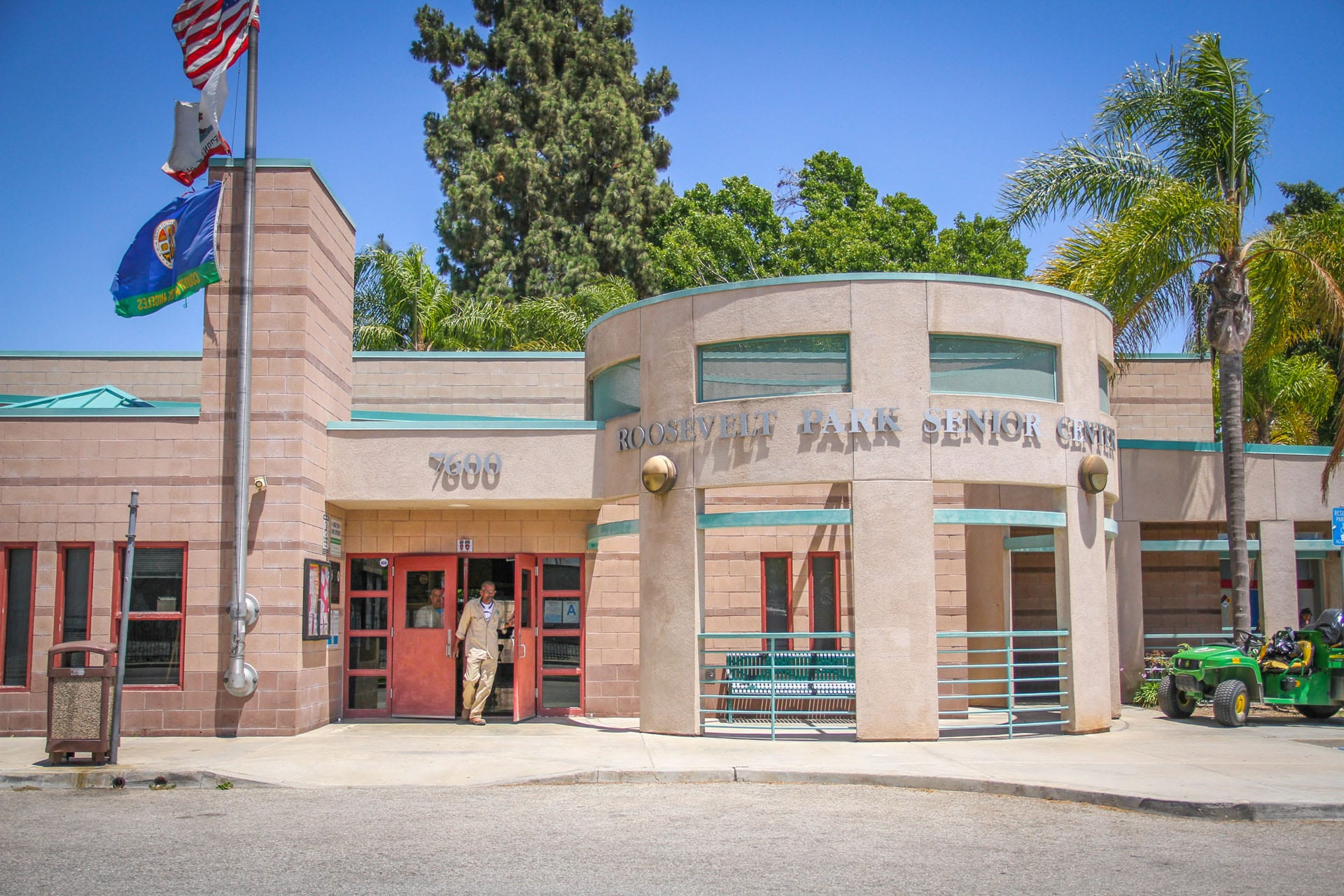 Roosevelt Park Senior Center