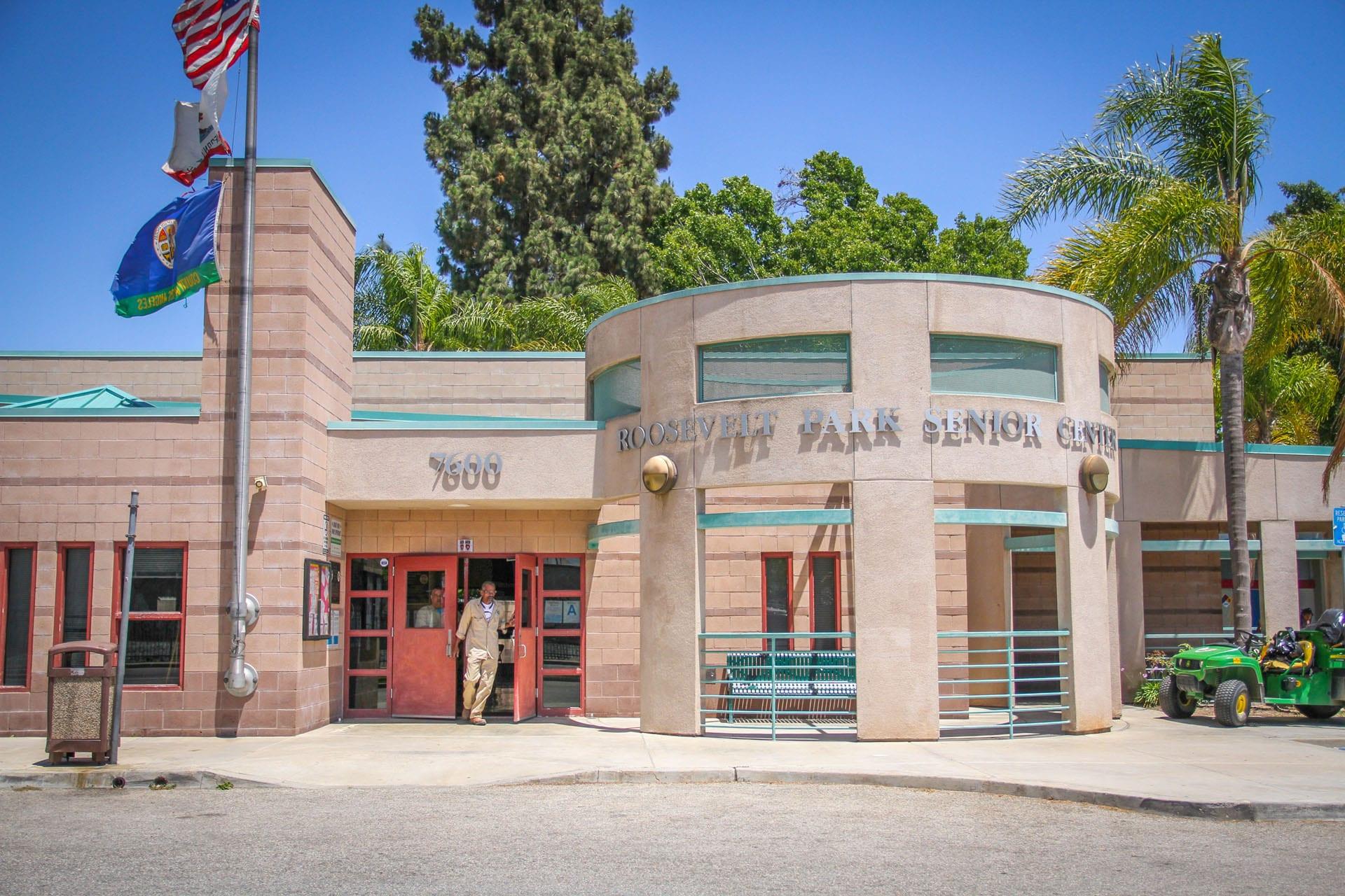 Roosevelt Park Senior Center