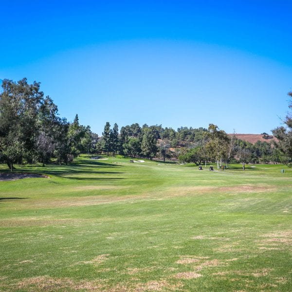 Long view picture of Mountain Meadows Golf Course