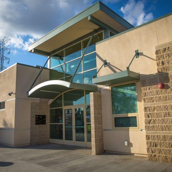 Park center building