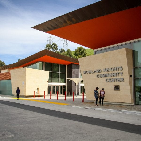 Rowland Heights Community building