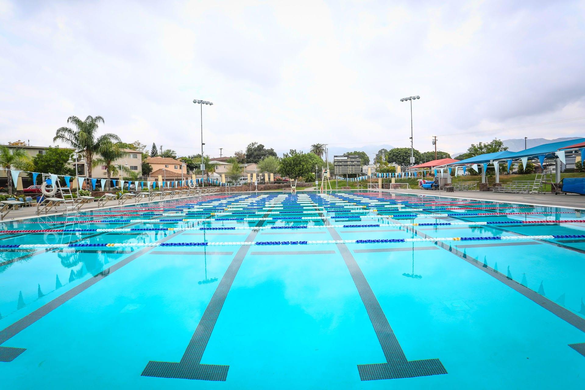 San Fernando Recreation Park and Aquatic Center – Parks