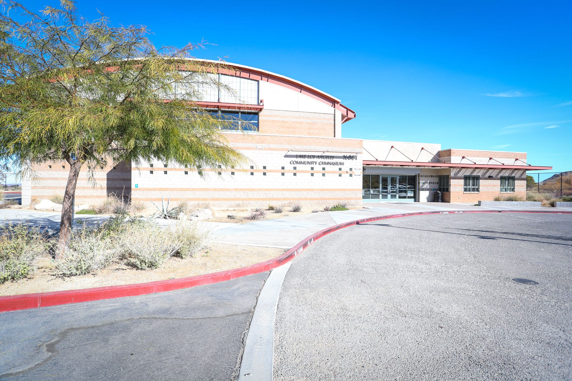 Lake Los Angeles Community Gymnasium