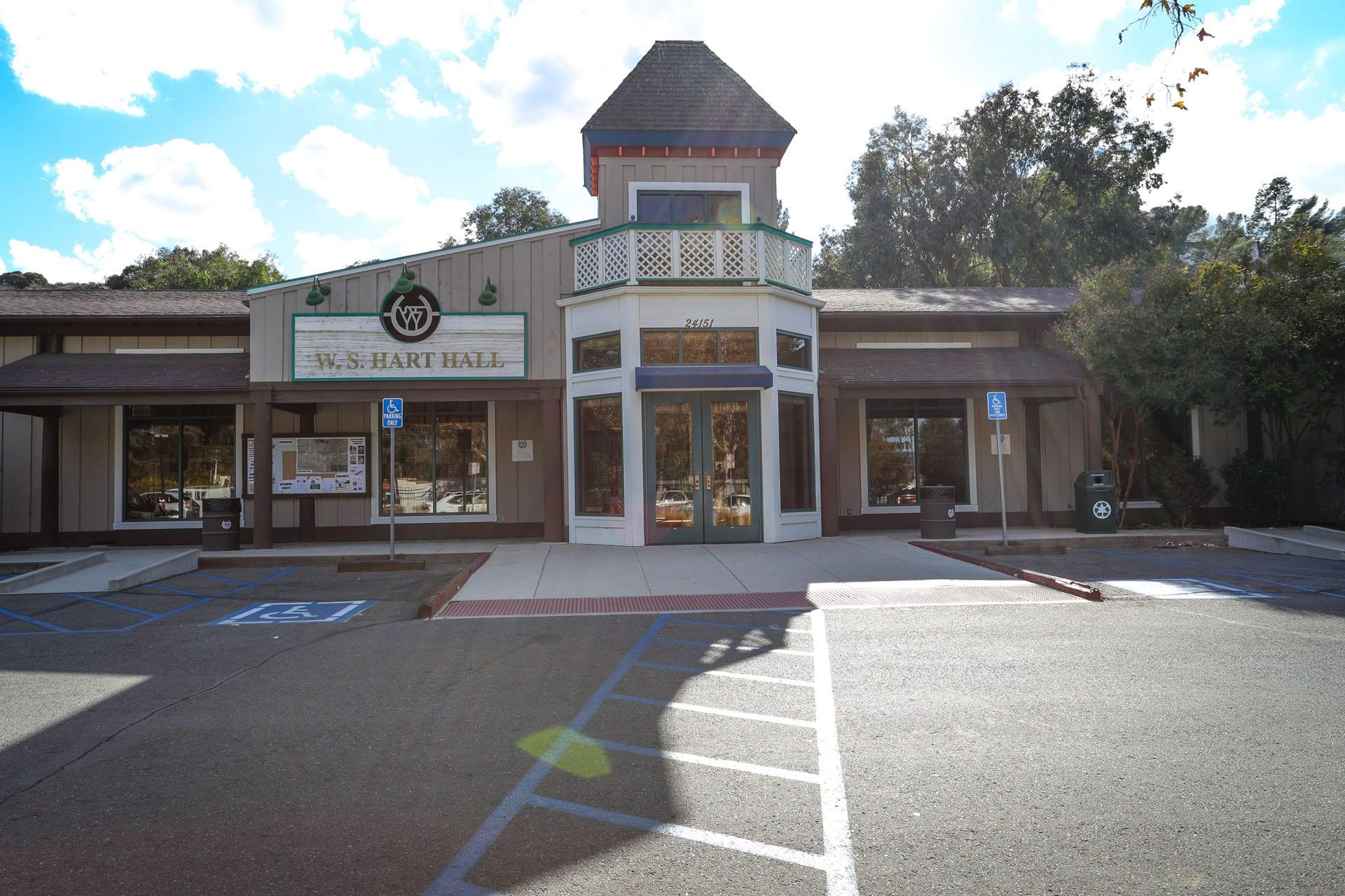 William S. Hart Regional Park store