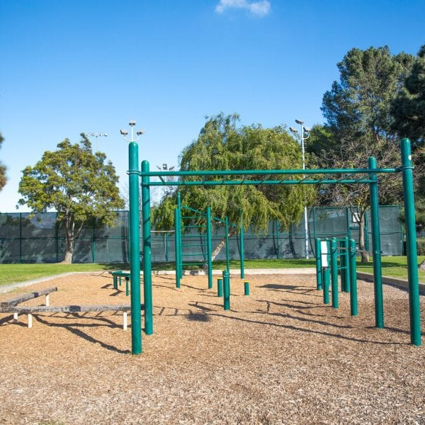 Athens Park play area