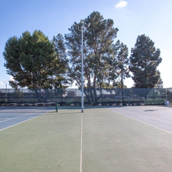 Athens Park tennis courts